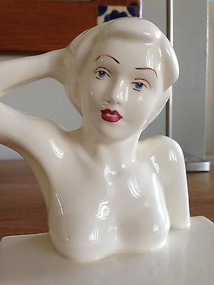 Carlton Ware Marilyn Monroe Bookend (Head end only)