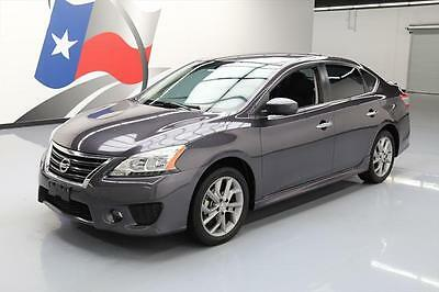 2013 Nissan Sentra  2013 NISSAN SENTRA SR CRUISE CTRL CD AUDIO ALLOYS 73K #727696 Texas Direct Auto