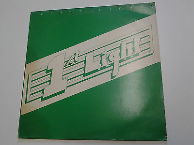 """First Light Don't Be Mistaken / Horse With No Name 12"""" Vinyl Paul Hardcastle"""