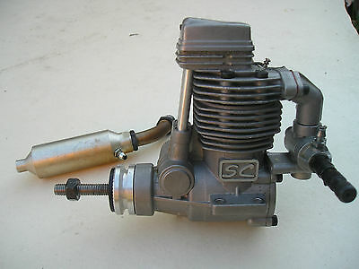 SC 52 Four Stroke Model Engine