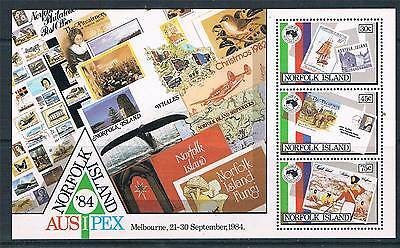 Norfolk Is 1984 Ausipex MS SG 346 MNH