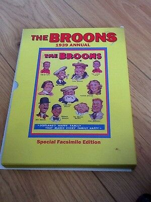1939 The Broons Annual Special Facsimile Edition