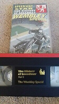 History Of Speedway Part 2 Wembley Special Original Video