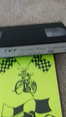 1989 Hackney  Southern Riders Championship Original Speedway Video Rare