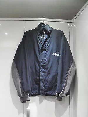 Vgc Black/grey Ping Waterproof Jacket Size M 44 Chest