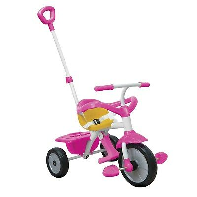 #Triciclo Play color rosa 1401200 de Smart Trike de materiales acero y plastico