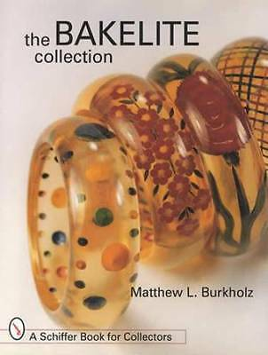 Bakelite Bangles & Jewelry Collector Guide Full Color w Unusual Pieces