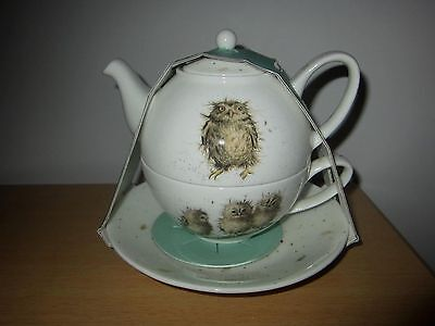 Royal Worcester Wrendale Tea For One - New With Sleeve