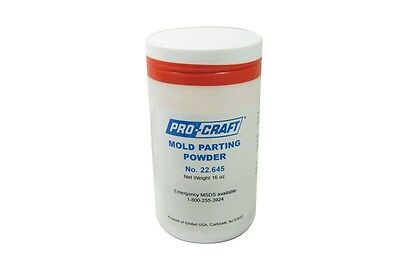 Mold Parting Powder 1 Lb Container
