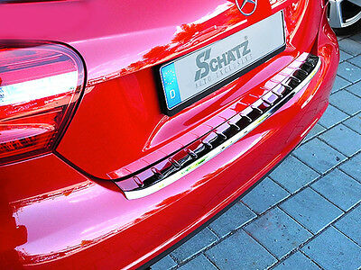 Mercedes W176 A Class Stainless Steel Chrome Bumper Protector