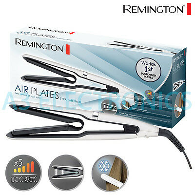 Remington S7412 Air Plates Titanium Ceramic Hair Straightener - 230C