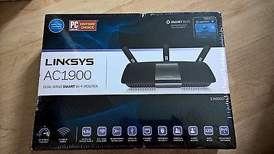 Linksys Dual Band EA6900 AC1900 Smart Wireless Wi-Fi Router (Sealed)