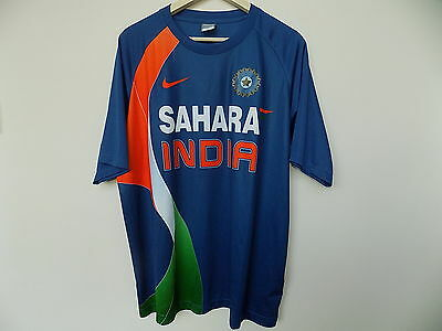 india one day cricket shirt by nike size xxl