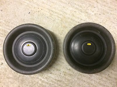 Powakaddy Domed wheels (Pair)