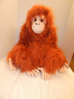Orangutan Plush Stuffed Animal Melissa & Doug