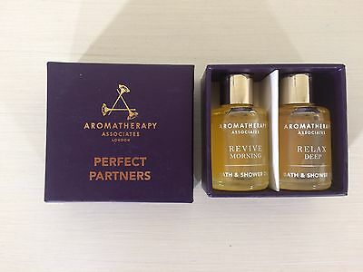 Aromatherapy Associates Perfect Partners Bath & Shower Oils 2 x 7.5ml