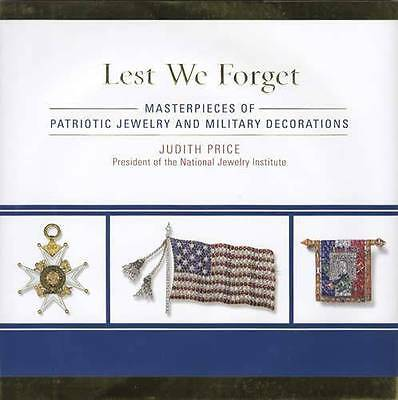Vintage Patriotic Jewelry & Military Decorations Collector Guide 1800s- WWII