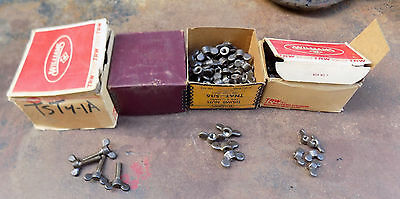 "Jh Williams Tnat, Thumb Nuts Type A 1/4"" & 5/16"" Large  Lot 175 Pieces"