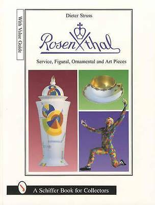 Vintage Rosenthal China: Figurines, Dinnerware & Art Pieces Collector Reference