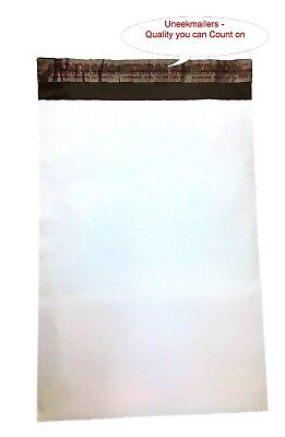 """5""""x7""""  Poly Mailers Shipping Envelope Plastic Bags 1.7 Mil, 1 100 200 500 1000"""