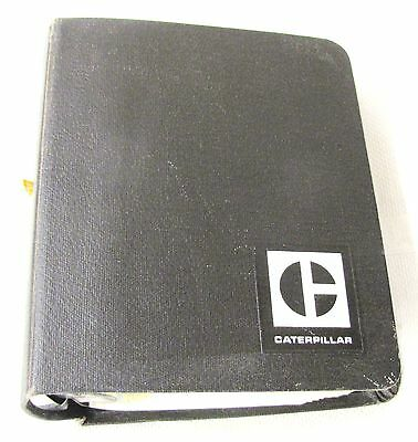 Caterpillar--Compact Sales Kit Ii--With Price Lists--1984--Non-Current
