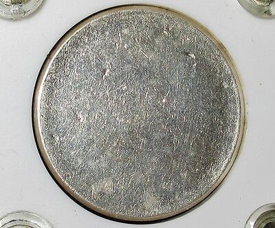 1873-1964(?) Silver(90%) HALF DOLLAR BLANK PLANCHET ERROR Precisely 12.50 Grams
