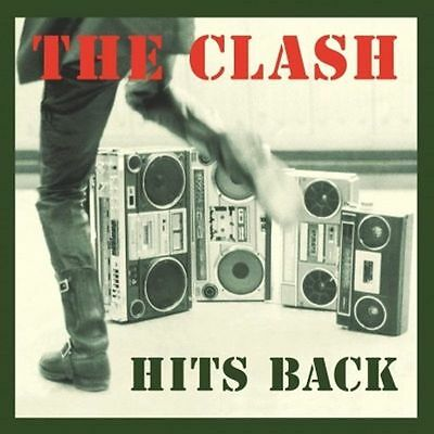 New THE CLASH - HITS BACK on 3 x 180g Vinyl LPs