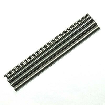 Bright HSS Stainless Steel Round Solid Metal Bar Rod Dia. 1-5mm Various Sizes