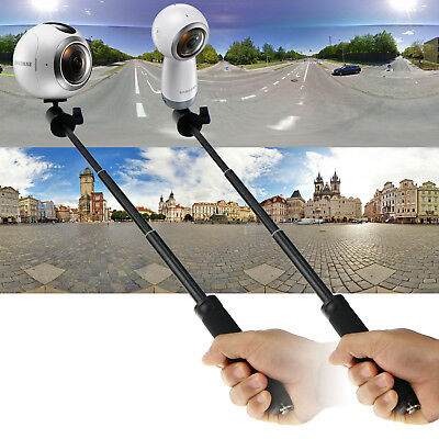 EEEKit Adjustable Extendable Selfie Monopod Stick Pole for Samsung Gear 360 Cam