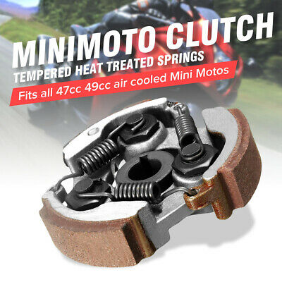 47cc 49cc Minimoto Spring Race Dirt Clutch Mini Moto Dirt Bike Atv Quad 3 Shoe