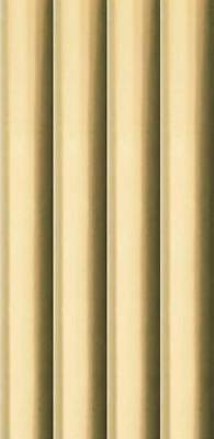 8m Metallic Foil effect Gift Wrapping Paper - 4x2m Roll of Plain Gold - Xmas