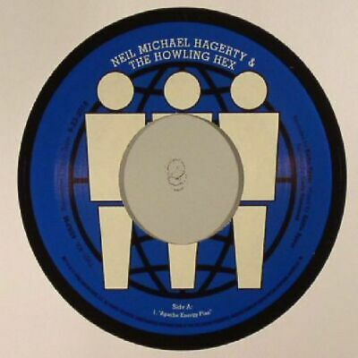 "HAGERTY, Neil Michael/THE HOWLING HEX - Live At Third Man Records - Vinyl (7"")"