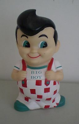 Cute Big Boy Restaurant Bank About Seven Inches Tall