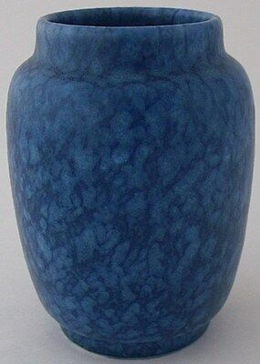 Charming Pilkingtons Royal Lancastrian Blue Vase - British Art Pottery