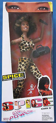 1997 Spice Girls Scary Spice Doll Girl Power Mel B Nrfb Collectable