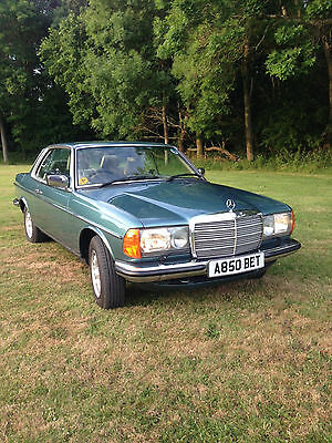 Mercedes Benz W123 coupe (C123) 280 85K Miles.