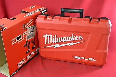 Milwaukee 2897-22CX M18 Fuel Hammer Drill/Impact Driver Combo Kit $20 Shipping