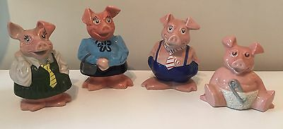 NatWest Original Wade Pigs Piggy Banks