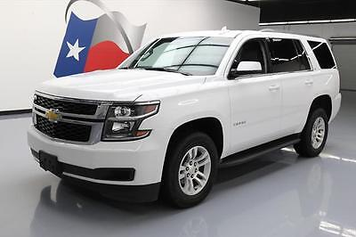 2015 Chevrolet Tahoe LT Sport Utility 4-Door 2015 CHEVY TAHOE LT 8-PASS HTD LEATHER NAV REAR CAM 71K #502992 Texas Direct