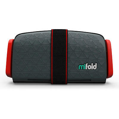 Mifold Grab-and-Go Booster - Slate Grey - New in Box