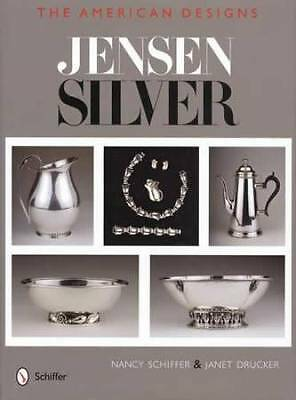 Collectors Guide Georg Jensen Silver: The American Patterns - Jewelry Holloware