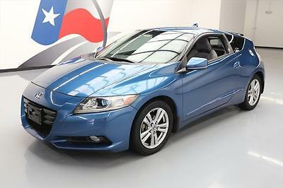 2011 Honda CR-Z  2011 HONDA CR-Z EX HYBRID CRUISE CTRL BLUETOOTH ALLOYS  #005633 Texas Direct