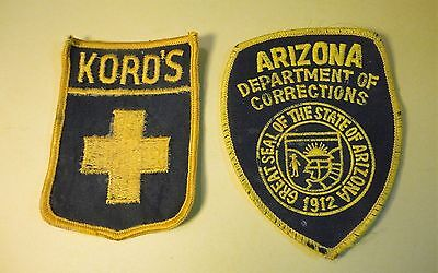 Vintage Kord's Ambulance Patch  ( Tuscon AZ )