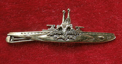 "Russian badge ""Submarine with an eagle"""