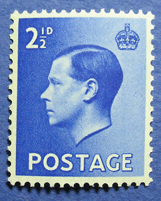 1936 GREAT BRITAIN 2 1/2d Sc# 233 SG#460 UNUSED NH                CS04053