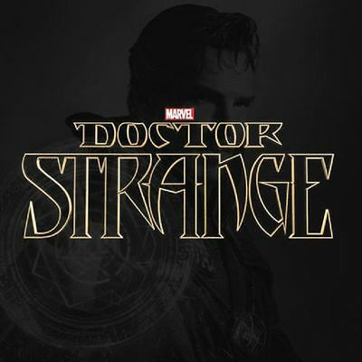 Upper Deck 2016 Doctor Strange The Movie Factory Sealed Hobby Box