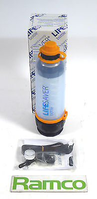 Lifesaver Ultra Filtration Bottle 4000UF