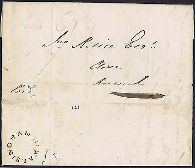 Norfolk PH 1829 Fine Walsingham Mileage First Year Use to Norwich