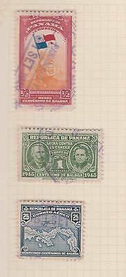 PANAMA Collection Old Book Pages, As Per Scan, Removed to send #