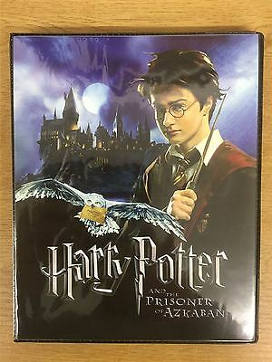 Harry Potter & The Prisoner Of Azkaban Official Cardsinc Mini- Binder [A5]